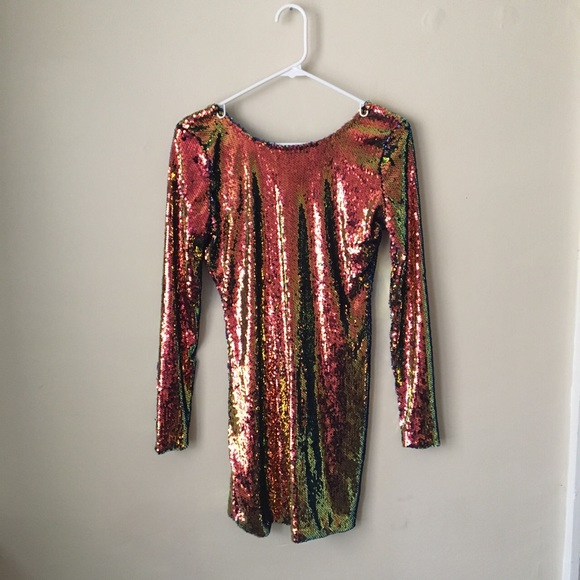 17146d833ba Color-shifting Sequin Dress by Motel. NWT. Motel Rocks.  60  98. Size. S.  Buy Now